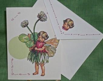 NOTECARDS--Flower Fairies-2