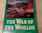 War of the Worlds VHS tape H.G. Wells