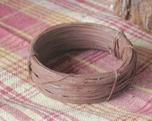 Rusty Tin  Wire