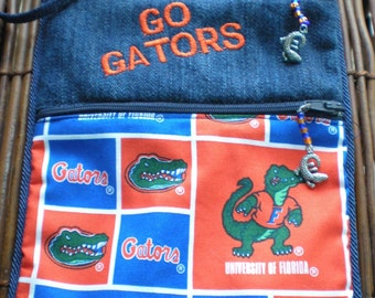 Collegiate 2 zipper bags