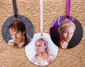True Blood Character Christmas Ornaments Love Triangle Package