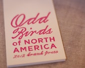 Odd Birds of North America 2012 calendar