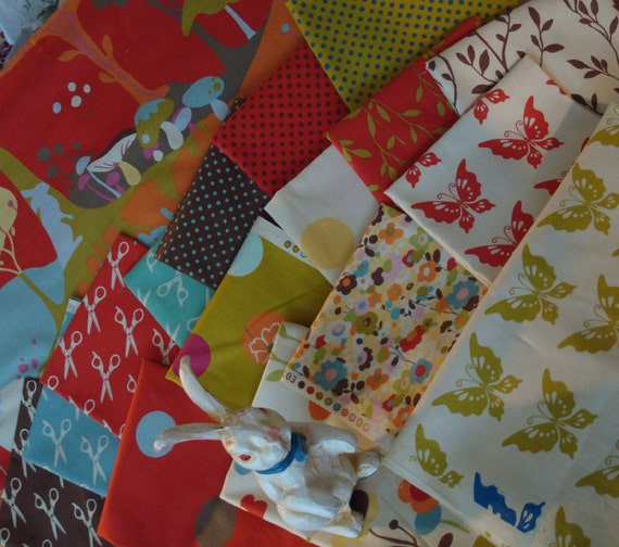 Momo for Moda, Wonderland Fabric