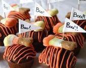 Halloween Pupcakes