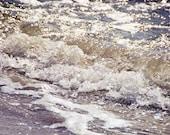 Seafoam - Original Signed Fine Art Photograph - Julie Kruger