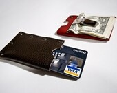 Riveted Card Holder/ Money Clip