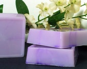 LILAC IN BLOOM Goats Milk Soap 3oz