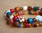 India Daisy - bracelets