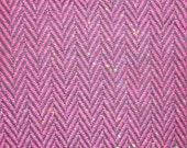 Pink\/Black Wool Fabrics