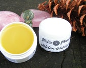 Divine Woman Herbal Healing Salve, GOLDEN GODDESS, 1 oz, all natural, vegan