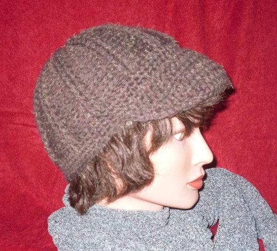 Newsboy Hat - Mink