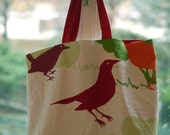 Large Bird Tote