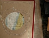 Pretty Neat Designs Quilted ikat Moleskine Notebook