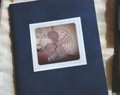 PND Vintage Fan Stitched Moleskine Notebook