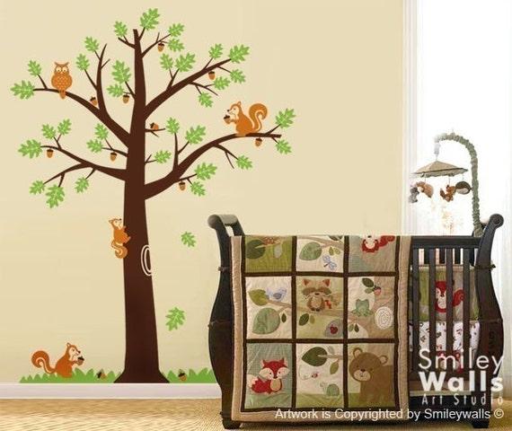 Nature Themed Nursery Decor Popsugar Moms
