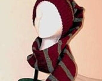 Extra long stocking hats