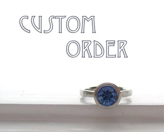 Custom order for D.F.