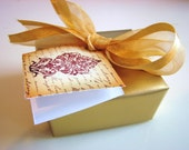 Handmade Soap Holiday Gift, Christmas Gift, Birthday Gift, Favors