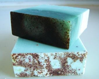 SOAP- Christmas Soap - Fir Needle Soap - Pine Soap - Vegan Handmade Soap- Soap Gift