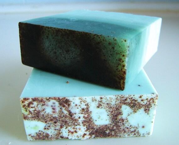 Fir Needle Vegan Handmade Soap