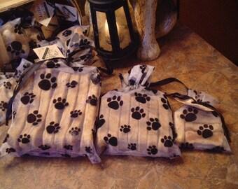 Gourmet Dog Bones Large Organza Bag