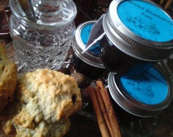 Blueberry Honey Jam