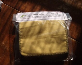 Muster Duster dusting rags 16c