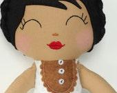 Lene- handmade doll