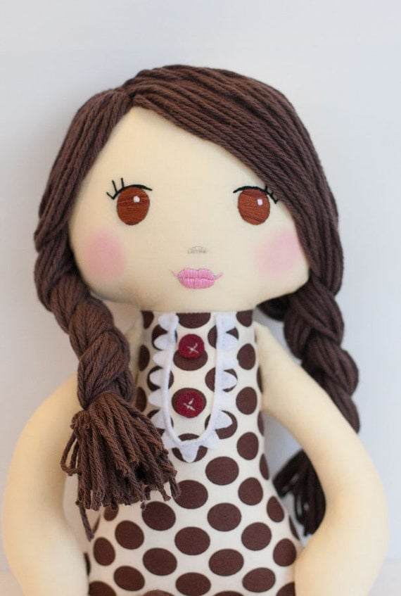 Custom doll for Leah