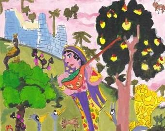 Deccani Ragamala - Hyderabad India