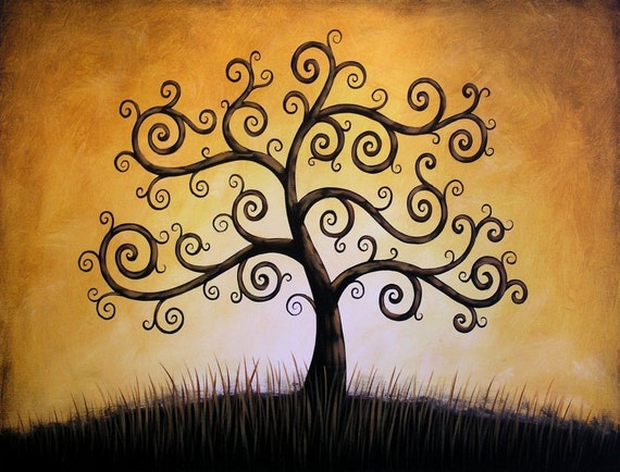 Tree of Life -- 8 x 10 Glossy Print - Read my shop announcement to see how you can win a FREE 8 x 10