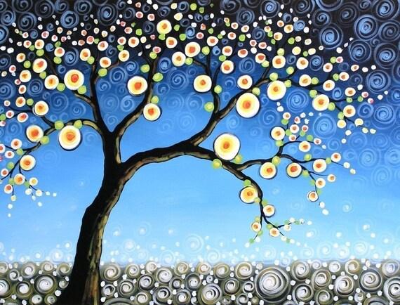 Kissing Tree -- 8 x 10 Glossy Print