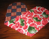 Reversible Patriotic Runner