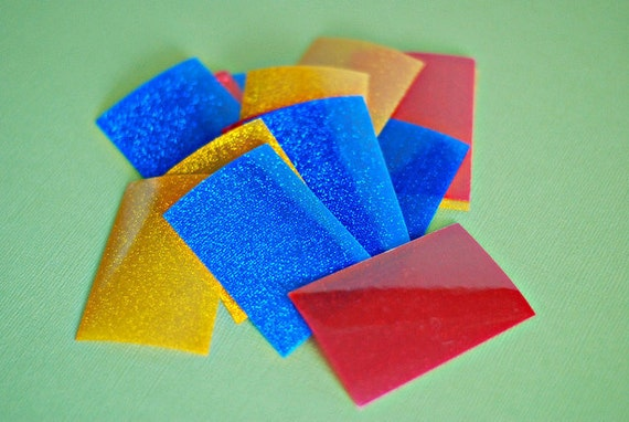 Supply Destash - 15 Pieces of 3M Reflective Material