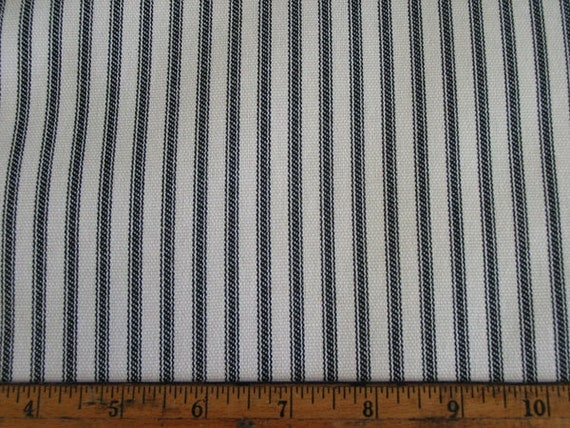 Black Ticking Stripe Box Pleat Bedskirts Reserved For