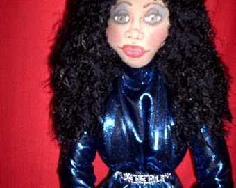 DONNA-Art Doll   (Take orders to created a similar doll by request)