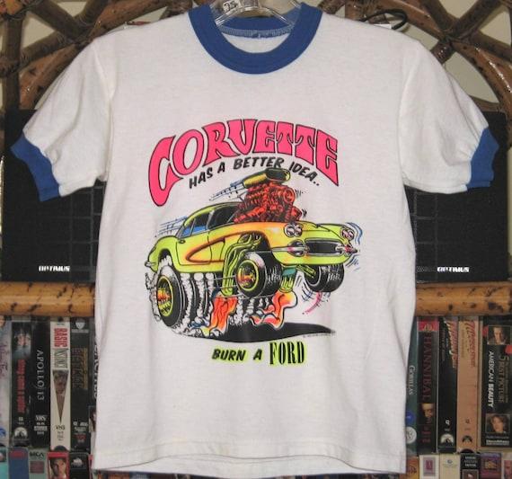 Vintage Ringer T Shirts 86