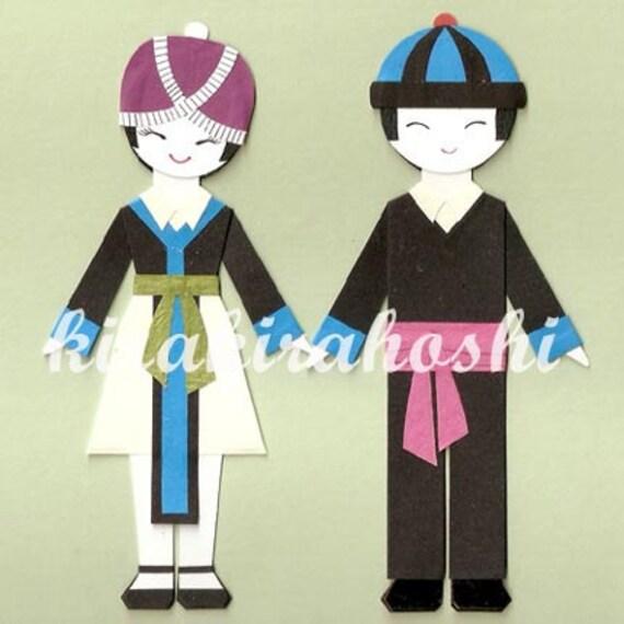 Baby Boy Hmong Clothes