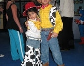 toy story sheriff woody costume