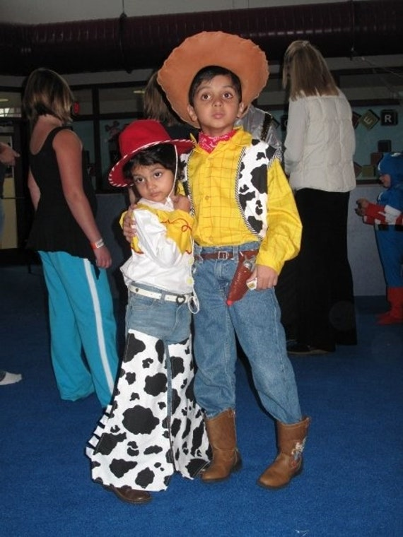 Woody And Jessie Costumes toy story woody or jes...