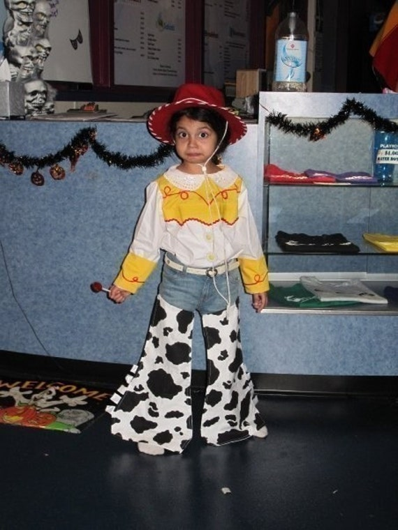 toy story  jessie the cow girl costume and woody costume reserved for Andrea