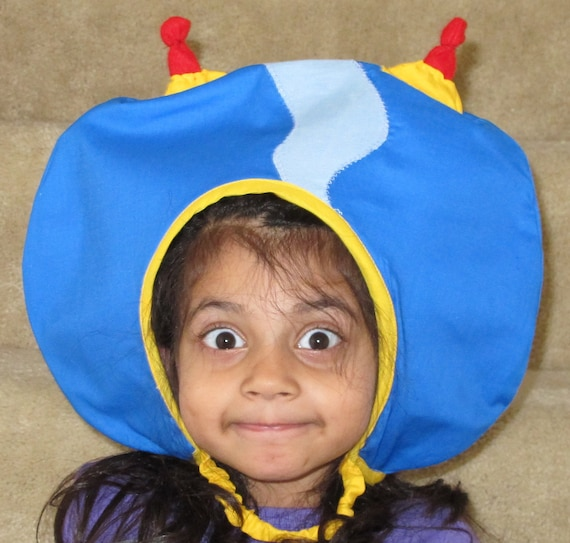 how to make a team umizoomi bot costume