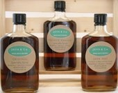 Coffee infused Syrup Gift TRIO Set