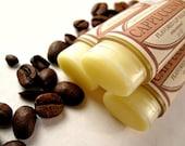 Cappuccino Lip Balm, Coffee Lip Balm, Unsweetened Lip Balm, Coffee and Cream Lip Balm, Phthalate Free Flavor