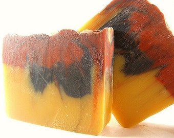 Cold Process Soap, Bewitching Soap, Handmade Cold Process Soap, Bar Soap, Phthalate Free Fragrance, Palm Oil Free Soap