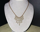 Titanic Jewelry Ruth's Faux Pearl Elevator Necklace