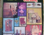 The Miniatures Catalog 1980 Doll House Miniatures of all Kinds