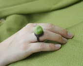 The Jade Wire Ring