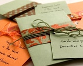 RESERVED FOR April-Seed Packet Wedding Favors