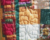 Harvest Quilt or Throw